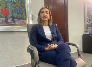 (VIDEO) Rosalba Ramos dice RD está entre primeros países descargan más contenido sexual de menores