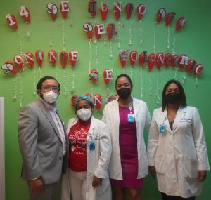 Hospital Materno Reynaldo Almánzar felicita a los donantes voluntarios de sangre