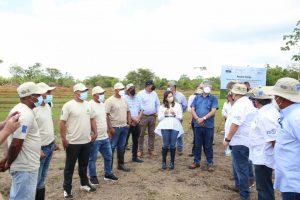 El IICA y la UE inauguran escuela de cultivo de arroz en una cárcel en Panamá