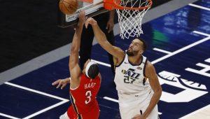 Gobert, Simmons y Green encabezan Primer Equipo Defensivo de la NBA