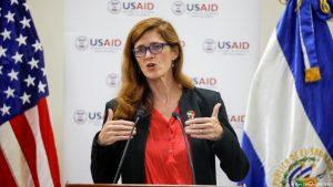 Usaid anuncia millonaria inversión en El Salvador para empleos y mujeres