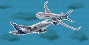 La UE y EEUU ponen fin a la disputa comercial entre Boeing y Airbus