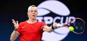 Shapovalov, rival de Feliciano en segunda ronda de Queen's