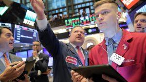 Wall Street cierra en rojo y el Dow Jones cede un 0,27 % pendiente de la Fed