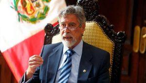 """El presidente de Perú pide no usar """"palabras indebidas como fraude"""""""