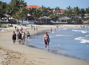 El turismo siguió su recuperación en mayo con 390.948 visitantes