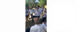 (VIDEO) David Collado anuncia remozamiento de la laguna Gri-Grí en Río San Juan