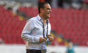 Jacques Passy no seguirá al frente selección de fútbol RD