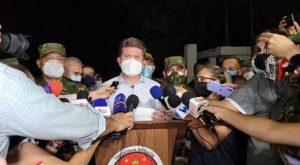 Atentado con carro bomba contra brigada militar en Colombia deja 36 heridos