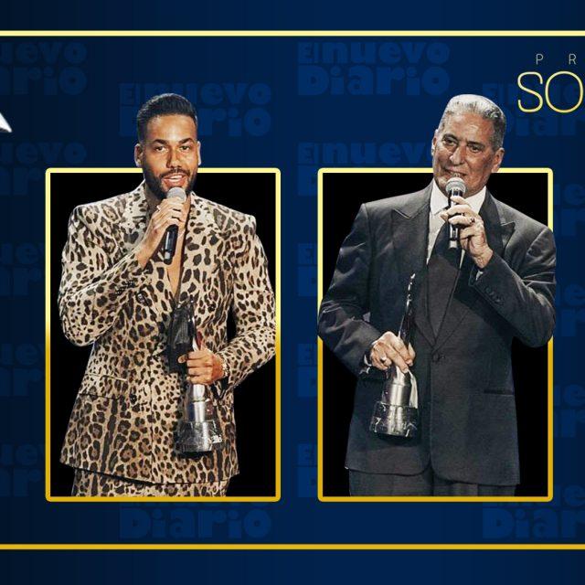 En una atípica gala, Nini Cáffaro y Romeo Santos se alzan con el Gran  Soberano