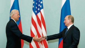 Empieza la cumbre entre Joe Biden y Vladimir Putin en Ginebra