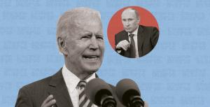 """Biden le dice a Putin que es mejor verse a """"cara a cara"""""""