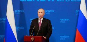 Putin valora positivamente diálogo con Biden: no hubo hostilidad