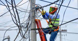 EDE Este dará mantenimiento a circuitos este fin de semana para evitar averías