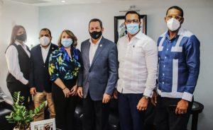 INAGUJA y Promipyme encaminan acuerdo en beneficio del sector textil
