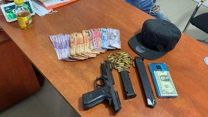 Policía apresa en Pedro Brand hombre era buscado por herir de balas dos personas