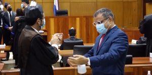 Juicio Odebrecht suspendido por diez días porque jueza tiene amenaza de covid