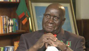 Muere a los 97 años Kenneth Kaunda, primer presidente de Zambia