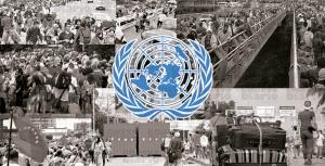 """La ONU dice que la crisis migratoria venezolana está en un """"momento crítico"""""""
