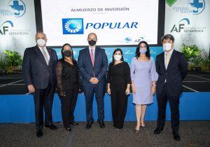 """Realizan """"Almuerzo de Inversión"""" con más de RD$10mil MM en proyectos de turismo médico"""