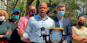 Prensa latina de Nueva York respalda candidatura de Eric Adams a la Alcaldía