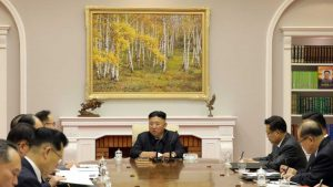 """Kim pide prepararse """"tanto para el diálogo como para el conflicto"""" con EE.UU."""