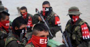 Guerrilla de ELN niega ser autora de atentado contra base militar en Colombia