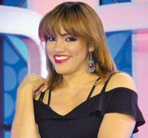 María Tavárez, la única comediante nominada a Premios Soberano