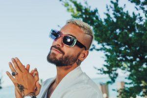 Maluma lanza colección de lentes junto a la marca australiana Quay
