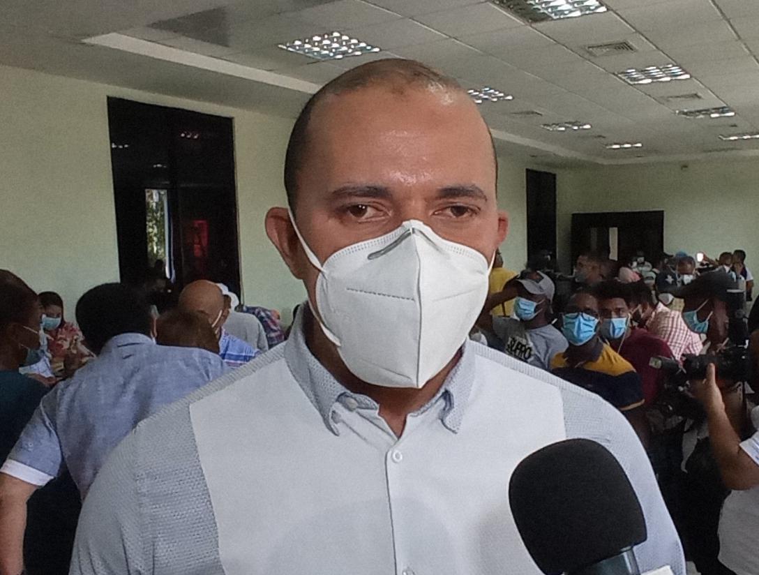 Diputado Frank Ramírez llama a sectores a unirse en jornada de vacunación de San Juan