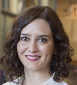 La conservadora Díaz Ayuso, reelegida presidenta de Madrid