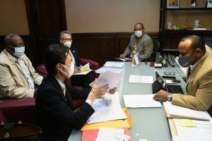 Embajador Hiroyuki Mikiuchi afirma Japón está listo para presentar Juegos Olímpicos