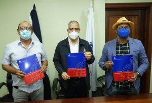 Desarrollo Fronterizo firma acuerdo de cooperación interinstitucional junto a Sgacedom y Sodaie