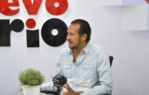(VIDEO) Manuel Raposo: El actor que se sienta totalmente preparando se está limitando