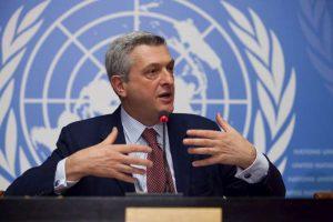 El jefe de ACNUR aboga por la inclusión social de los migrantes