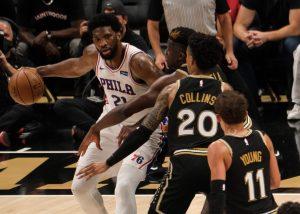 Los 76ers vencen a los Hawks y provocan un juego de vida o muerte en playoffs de la NBA