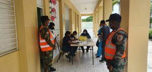 MOPC asume apoyo logístico de jornada vacunación en las provincias El Seibo y La Altagracia