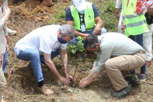 Gobierno da inicio al Plan de Manejo Integral de las Cuencas Hidrográficas en Ocoa