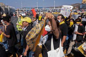 Al menos 15 muertos durante jornada violenta en ciudad fronteriza con EE.UU.