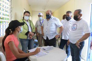 INFOTEP dispone talleres móviles para vacunación en Monte Plata, el Sur y Este