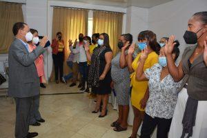 FEDA E IDECOOP juramentan Comité Gestor de proyecto cooperativo de Boca Chica y la Caleta