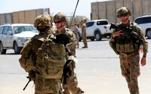 Base iraquí con presencia de EEUU sufre quinto ataque sin víctimas en 2 meses