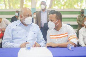 Edesur plantea que Bahoruco estará entre las primeras provincias en vacunación