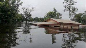 Guyana recibe 9,45 toneladas de ayuda humanitaria para paliar inundaciones