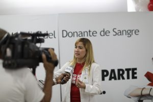 Hematóloga destaca necesidad de donar sangre para garantizar suministro