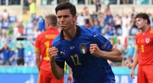 Italia derrota a Gales; domina grupo A de la Eurocopa