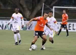 Cibao FC vence al Atlético Vega Real y se mantienen invictos en la LDF