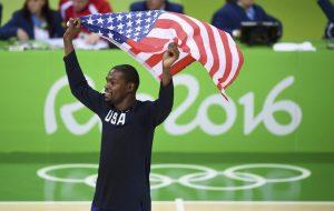 Kevin Durant tendría planeado unirse al 'Team USA' para los Juegos Olímpicos