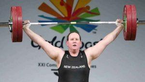 Nueva Zelanda selecciona a la primera atleta trans para unos Juegos Olímpicos