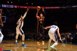 Los Hawks vencen a los 76ers y vuelan hasta la final del Este de la NBA